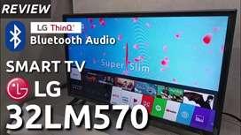 HARGA LED TERMURAH TV LED LG 32 Inch 32LM570 Digital Smart TV Full HD