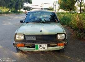 Suzuki FX Model 88 Rawalpindi registered