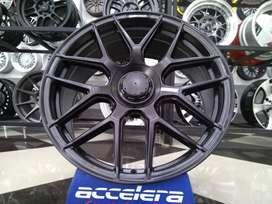 Ready Velg Racing New Rader HSR Ring 20x8,5/9,5 H:5x112 ET:45