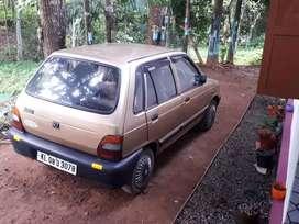 Maruti Suzuki 800 2000 Petrol 65000 Km Driven