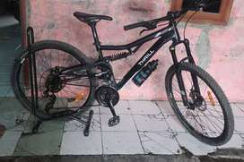 Sepeda Gunung Thrill MTB 27.5 Oust 3.0 Full aksesoris