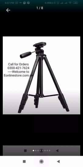 Yungtang 680 stand in  Features: Aluminum alloy tripod stand, lightwe