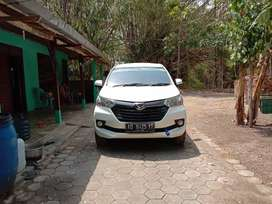 Xenia 2018 Rental mobil dan driver. 450k