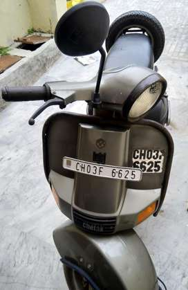Bajaj chetak scooter 2002 model