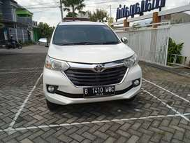 Toyota Avanza G  luxury 2015