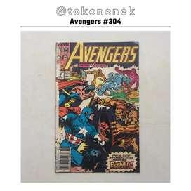 Komik Avengers issue #304