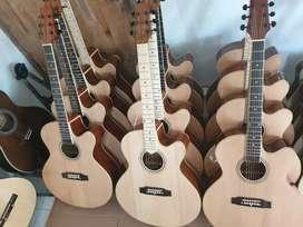 Gitar akustik semeleh