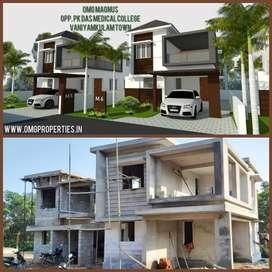 3BHK Gated community villas in Vaniyamkulam Town
