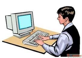 Need a computer operator in Punjabi Bagh