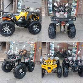 250cc Sports Rims Luxury Atv Quad 4 Wheels Bike Deliver In All Pak