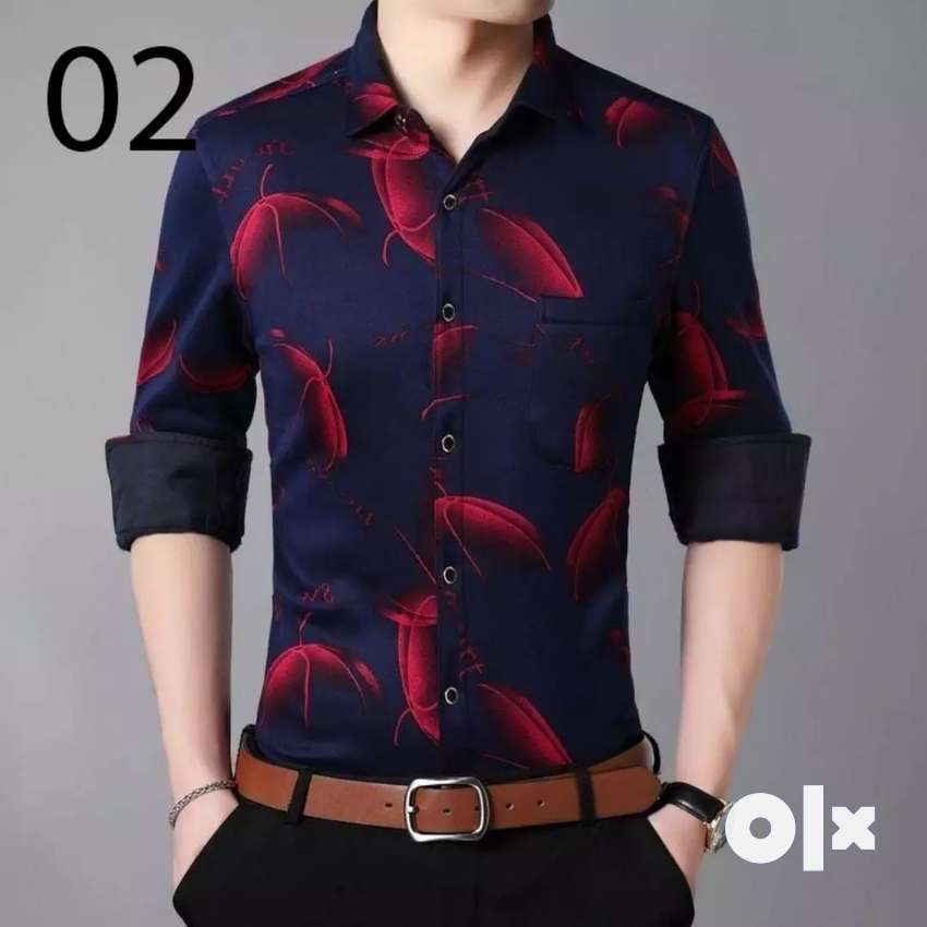 Digital Printed unstich shirt 0