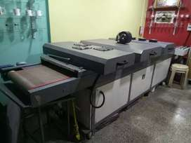 UV Printer with Dryer / Uv Curing Machine