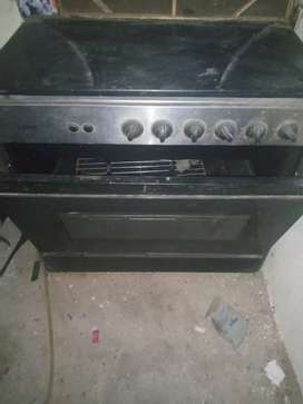 Canon cooking range 5 stove