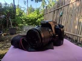 Kamera Canon 1100d
