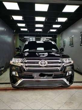 2018 Toyota Land Cruiser Full spec