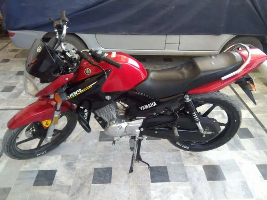 Yamaha YBR 125 Best Condition very less used