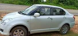 Maruti Suzuki Swift Dzire 2010 top model(ZXI)