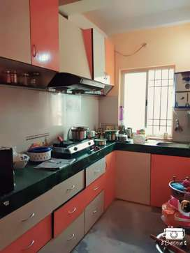 Big flat for sell in sonari kagalnager, 2000 sqf