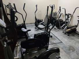 Elliptical cycle Cycling Machine cardio exercise cycle gym fitness