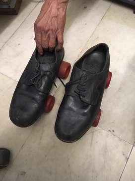 Shoe skates