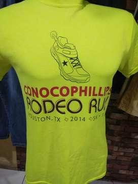 Baju Kaos import ConocoPhillips by Anvil Original