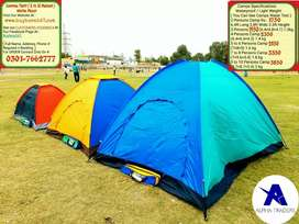 This Summer Enjoy Camping - Picnic Tents Avaliable for Sale & Rent