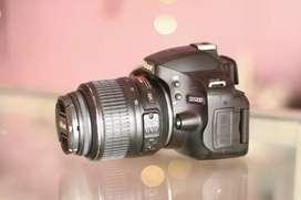 Nikon D5100 kit Bonus tas dan memory Sandisk