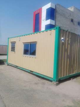 Shipping containers/porta cabin/security guard cabin urgent sale