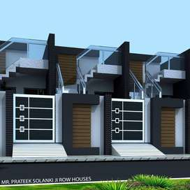 ROW HOUSE GOOD LOCATION TIRUPATIPALACE ONLY 25 LAKH