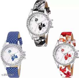Pack of 3 Women Watches - New