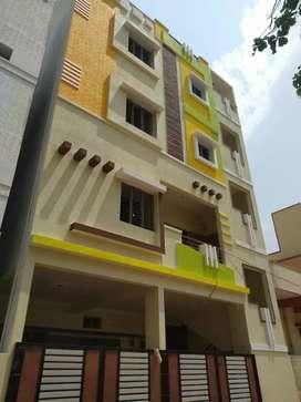 3 floors rental income  for sale in opp sambram college  yalahanka