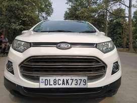 Ford Ecosport 1.5 TDCi Titanium, 2015, Diesel