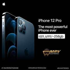 New iphone 12pro 256gb with 1 year warranty