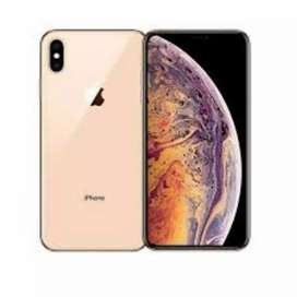 iPhone XS 64GB Gold Colour