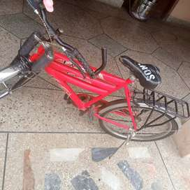 V8 great bicycle urgent  for sale seriously buyer contact