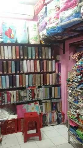 Lowongan wanita utk toko sprei (tidur dalam)