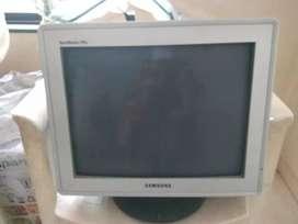 A CRT Monitor