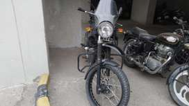 Royal Enfield Himalya Un used less drivine