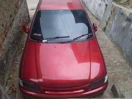 Mazda lantis jual murah 35 juta bisa Nego