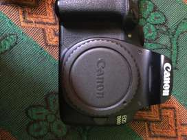 Canon 1300D and sigma 150-500mm for sale