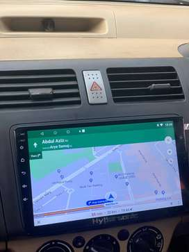 CarWorld Old Swift Dzire Orignal Android Oem Stereo With Navigation