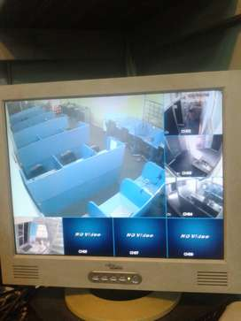 Well Equipped Call Center Setup Seats Outsourcing