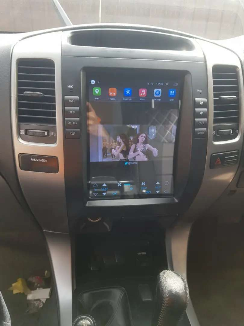 Android screens For All Cars.