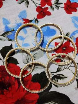 Free moti bangles (6 pieces) - don't pay anything