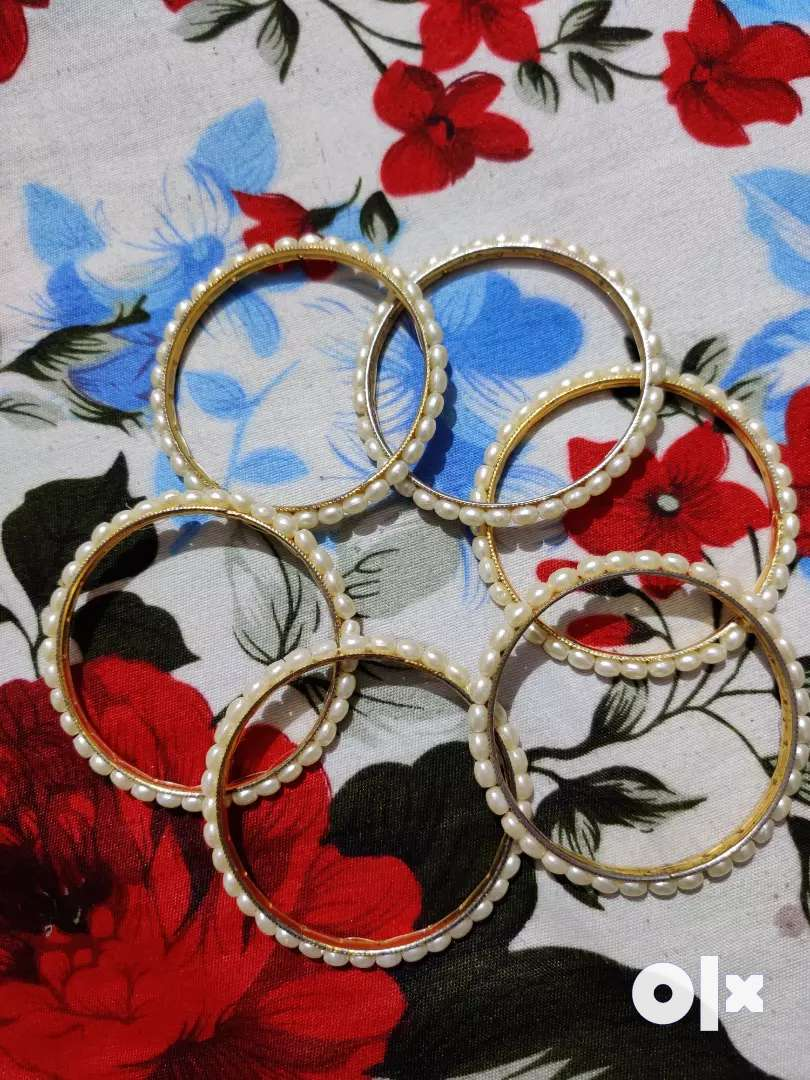 Free moti bangles (6 pieces) - don't pay anything 0