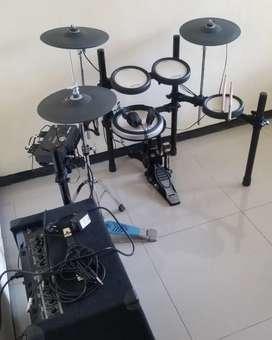 Drum elektrik Yamaha Dtx 562