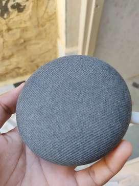"""Speaker """"Google home mini"""""""