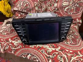 I20 elite company fitted Top model stereo with navigation