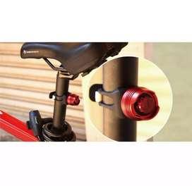 lampu sepeda led warna merah