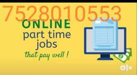 Customer Support Executive 10th class and 12th fresher's/ any graduate